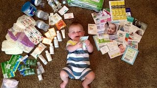 HOW TO GET FREE MOMMY/BABY STUFF!