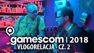 Gamescom 2018 - vlogorelacja quaza, część 2