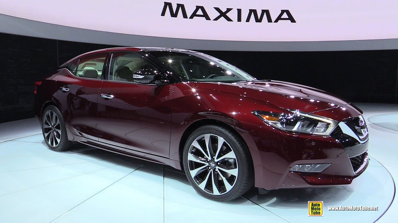 2016 nissan maxima platinum exterior and interior. Black Bedroom Furniture Sets. Home Design Ideas