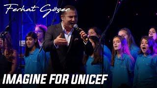 Ferhat Göçer & Bilfen Çocuk Korosu - Imagine for Unicef
