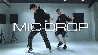 BTS - MIC Drop (Steve Aoki Remix) | Jackie & Stoppie Choreography Cover