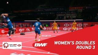 R3   WD   POLII/RAHAYU (INA) vs DU/LI (CHN)   BWF 2018