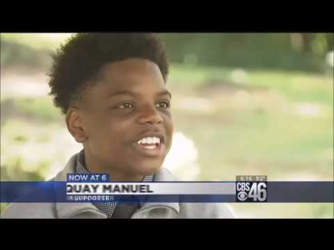 Black Teenage Trump supporter receives death threats For Supporting Trump