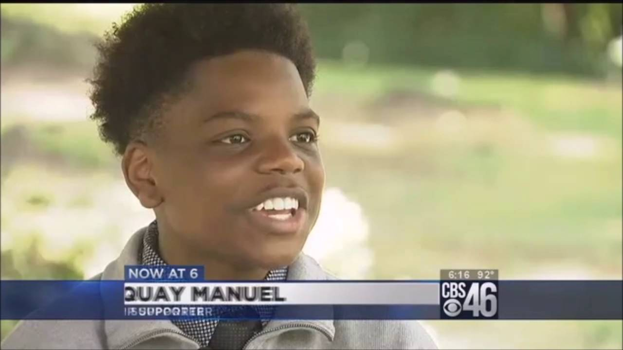 black teenage trump supporter receives death threats for supporting