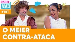 A FORÇA está com a Jessica   #TBT Vai Que Cola   Humor Multishow