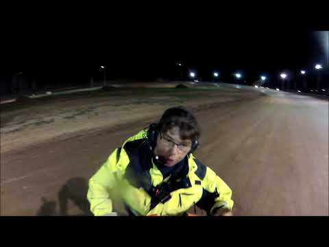 Paradise Speedway  Rd 6 double header MAIN 2019 Open 3 Wheeler