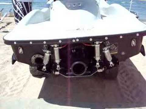 Peak Powersports Hydraulic Brake and Trim