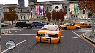GTA IV + Realistic ENB MOD (2016)