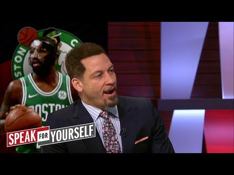 Chris Broussard on the Celtics 13-game winning streak, UCLA's incident in China | SPEAK FOR YOURSELF