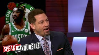 Chris Broussard on the Celtics 13-game winning streak, UCLA's incident in China | SPEAK FOR YOURSELF