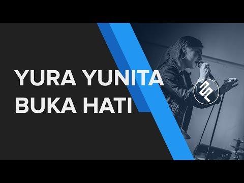 Yura Yunita - Buka Hati Piano Karaoke - Chord Kunci - Lirik