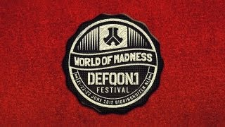 Defqon.1 Festival 2012 : World of Madness | Official Q-dance Trailer