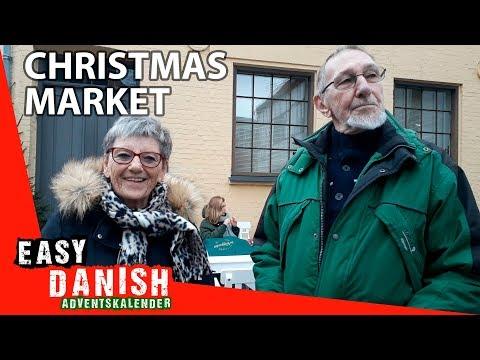 Danish Christmas market | Sundays of Advent Calendar (3:4) | Easy Danish 8