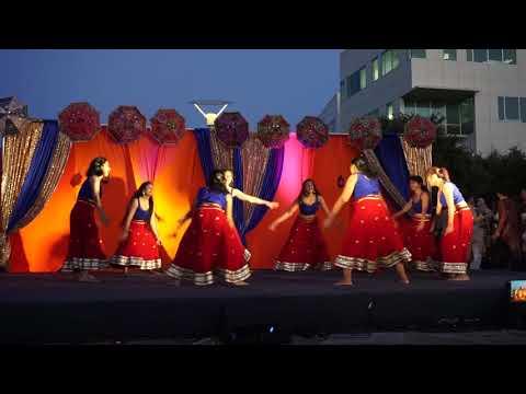 Diwali 2017 at Google Mountain View Office