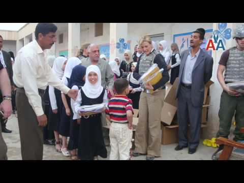 P6: AA Operation Iraqi Children | Baghdad and Ramstein Germany