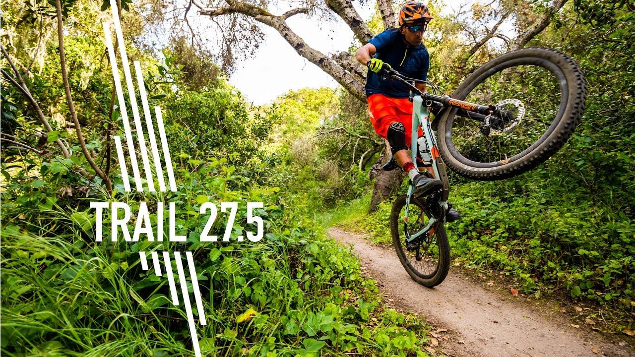 2017 Marin Trail 27.5 Bikes - YouTube