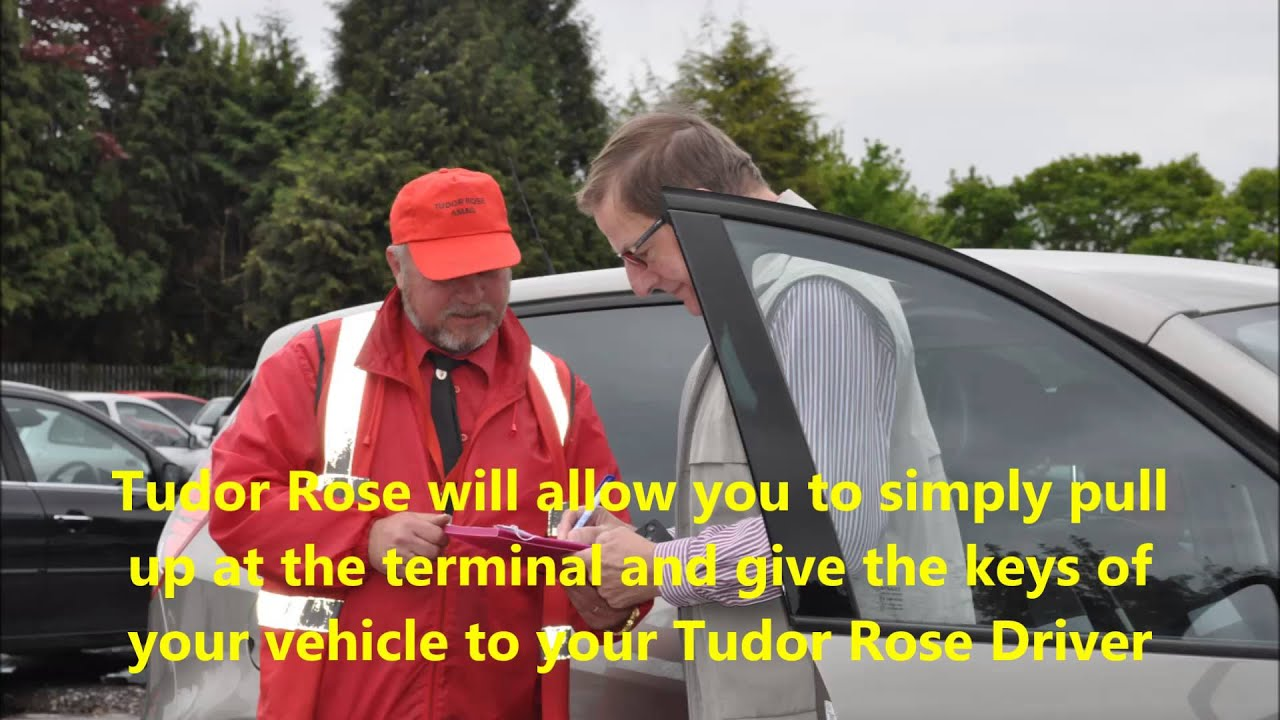 Tudor Rose Gatwick Meet And Greet Parking Valet Parking Youtube