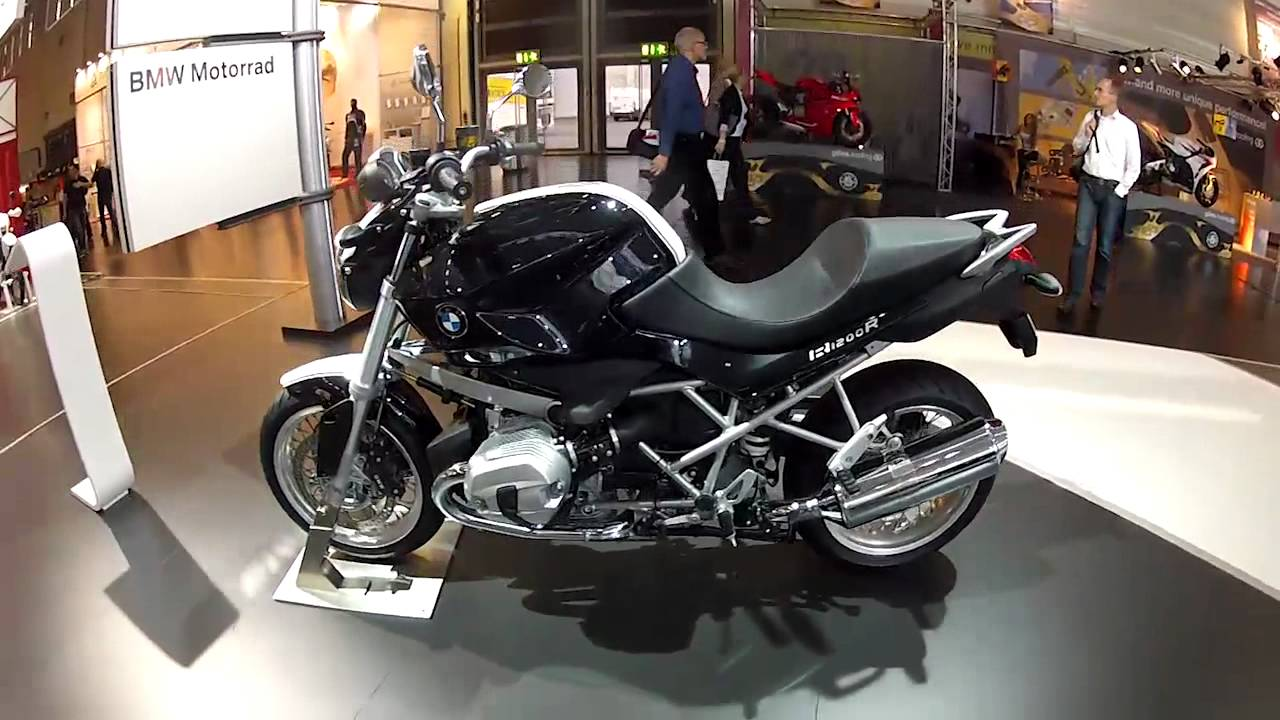 bmw r1200r classic 2013 youtube. Black Bedroom Furniture Sets. Home Design Ideas
