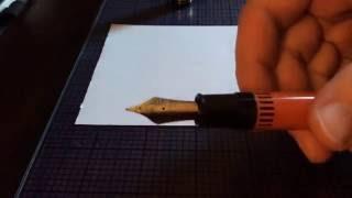 Montblanc Meisterstück Hemingway Special Edition Fountain Pen