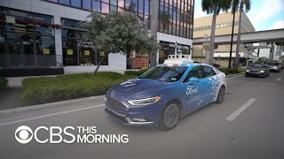 Ford testing self-driving cars in Miami