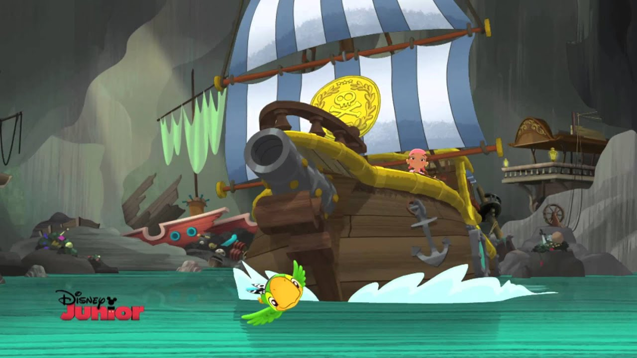 Jake and the Never Land Pirates: Jakes Never Land Rescue ...