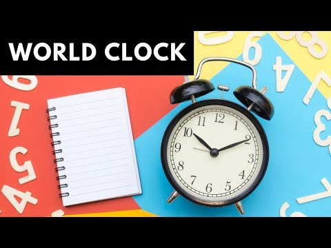 What Time Is It In New York? Rome? Mumbai? | Time Zone Converter