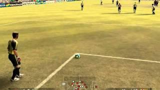 Fifa 2007 gameplay PC