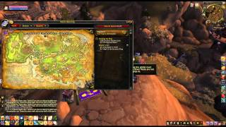How to get Warsong Spear WoD Nagrand Treasure