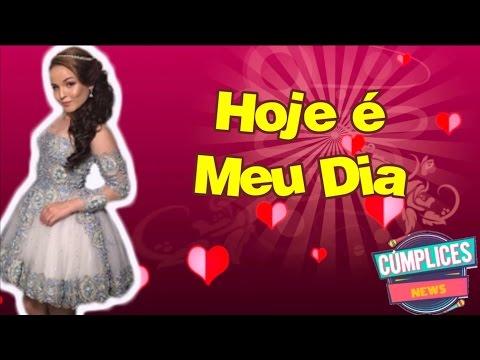 9099d4c7d9a4a Hoje É Meu Dia (Nova Música - Letra) - Larissa Manoela
