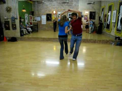how to dance the charleston solo