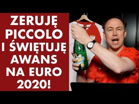 SHOTY! ZERUJĘ PICCOLO I ŚWIĘTUJĘ AWANS NA EURO 2020!