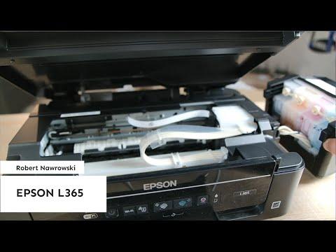 Czy można wydrukować internet? Recenzja Epson L365 | Robert Nawrowski