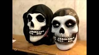 Misfits Fiend & Vacuform Mask Unboxing