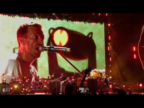 Coldplay - Fix You (Live Etihad Stadium, Melbourne 2016)