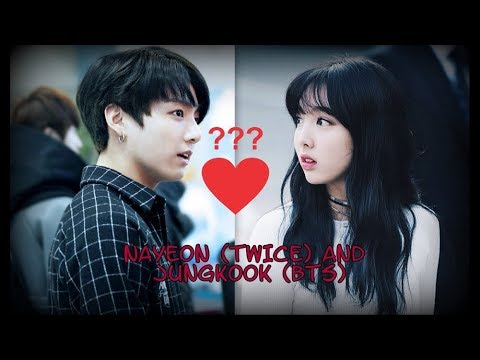 jungkook nayeon dating