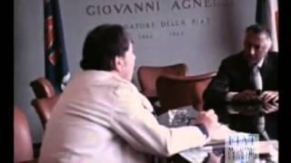 Intervista di Gianni Agnelli alla tv olandese