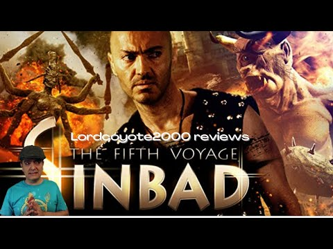 Sinbad, The Fifth Voyage (2014) Movie Review