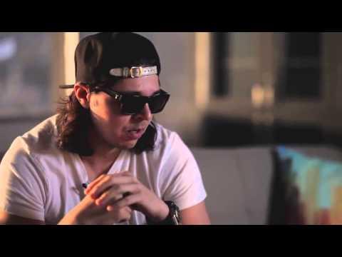 Max Vangeli Talks Inspiration for 'DNCE' Interview