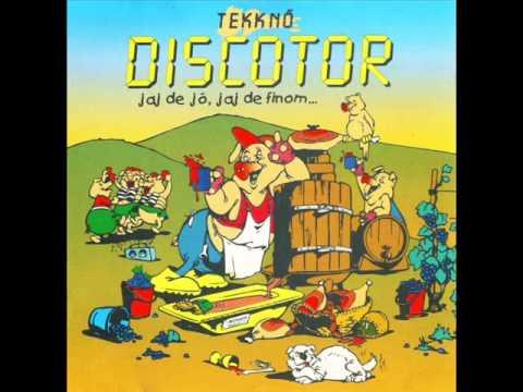 Tekknő - Discotor (1995) [Teljes Album]