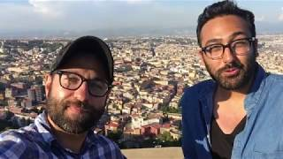 WE LOVE NAPLES Darrin Glesser and Nafees Hamid