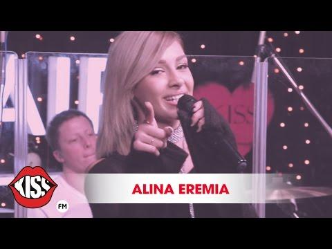 Alina Eremia - Vorbe pe dos (Live @ KissFM)