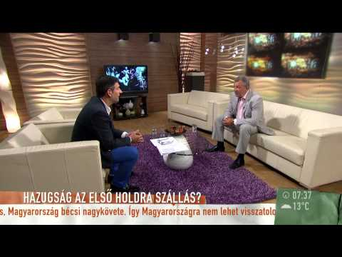 Nem hitték el Farkas Bertalan űrrepülését - 2015.06.24. - tv2.hu/mokka