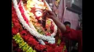 TARA MAA, FULL ARATI OF TARA MAA, AT TARAPITH .