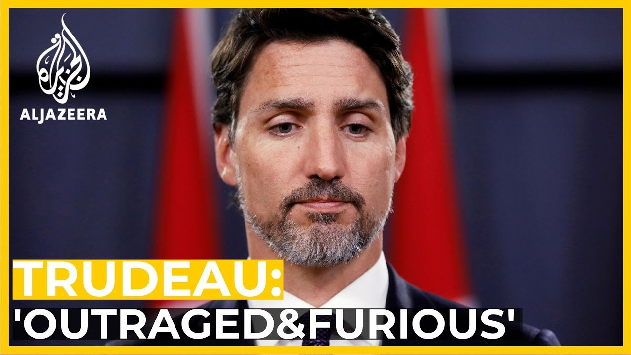 Trudeau says many questions must be answered