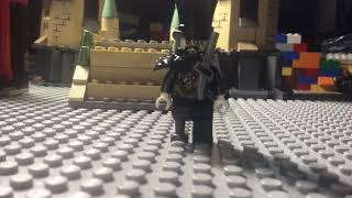 LEGO ninjago revenge of garmadon movie episode 53 the time of the ninja
