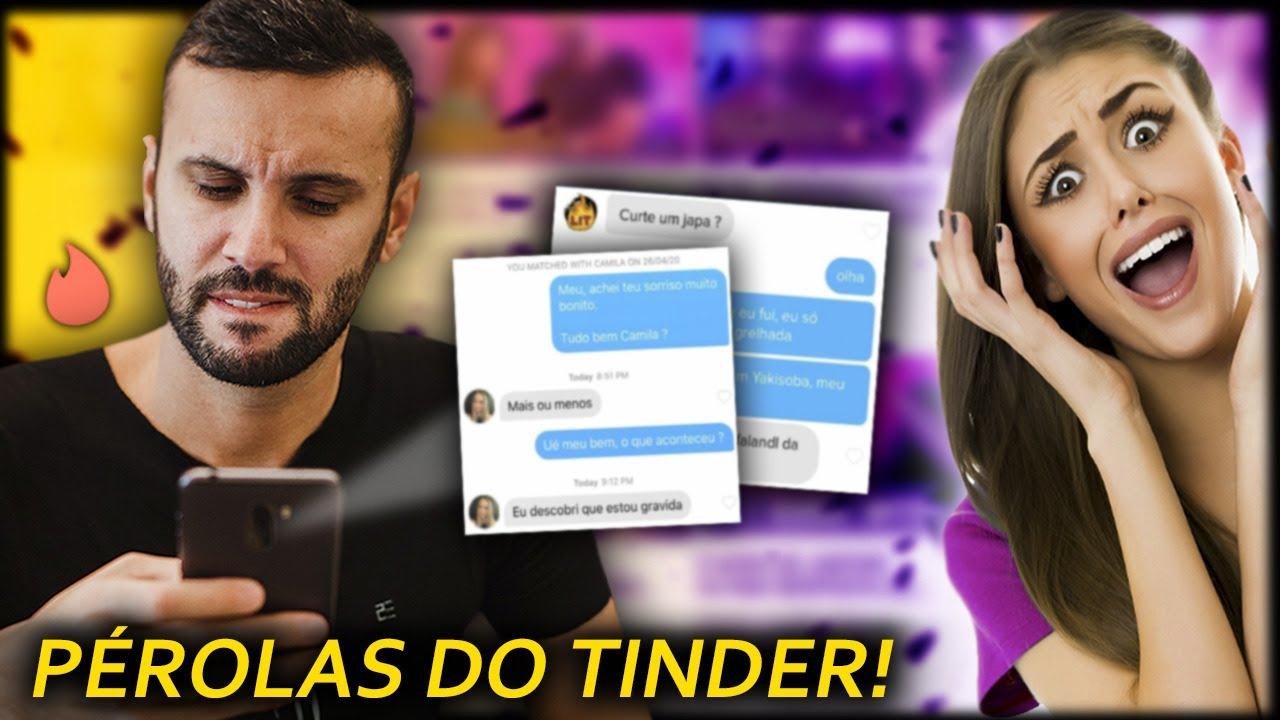 AS MAIORES PÉROLAS DO TINDER - NERD SEDUTOR - YouTube