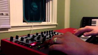 Nord Lead 2X -- Playing the patches in my sound bank