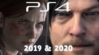 Heyecanla Beklenen 10 PS4 Exclusive Oyun (2019 & 2020)