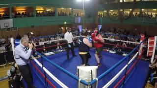 Ultra White Collar Boxing | Milton Keynes | Ring 2 | Adam Kemp VS John Davis