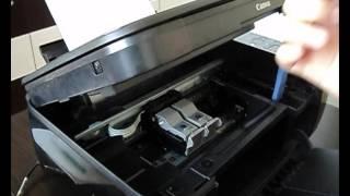 Заправка и обнуление картриджа на принтер PIXMA Canon MP495(, 2016-04-07T12:09:26.000Z)